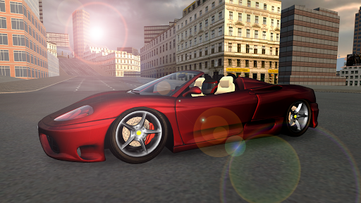Luxury Cabrio Simulator