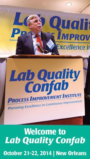2014 Lab Quality Confab