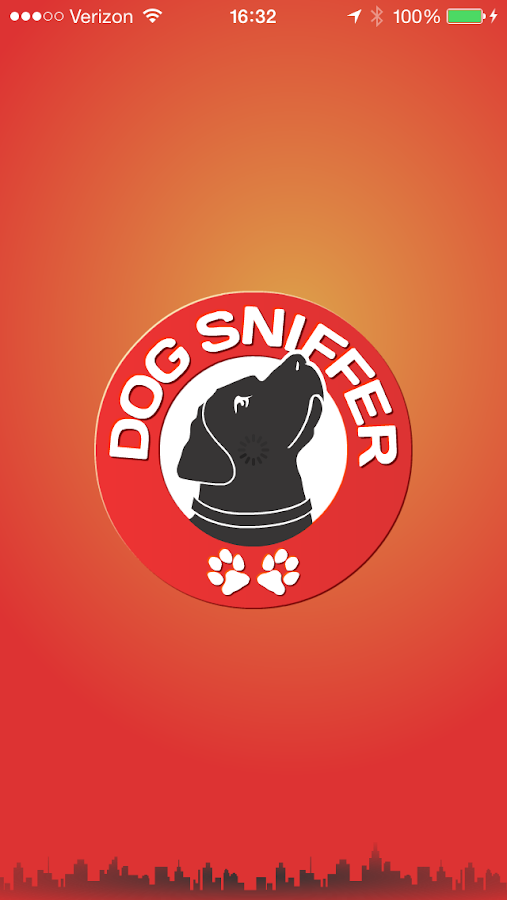 Dog Sniffer- screenshot