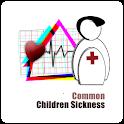 Common Children Sickness icon