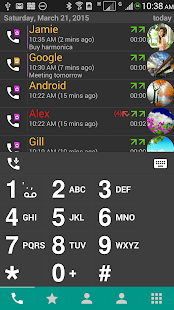 DW Contacts & Phone & SMS Screenshot