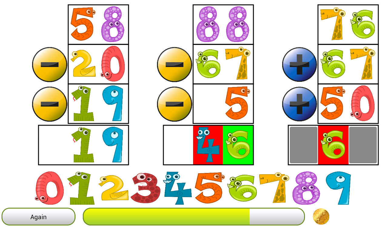 Archimedes math trainer android apps on google play archimedes math trainer screenshot biocorpaavc Image collections