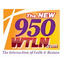 950 WTLN logo