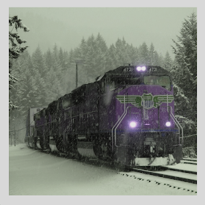 Black Train Snow for PC and MAC