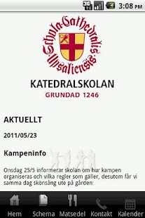 Katedralskolan - screenshot thumbnail