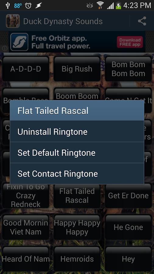 Duck Dynasty Ringtones FREE - screenshot