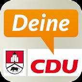 Deine CDU