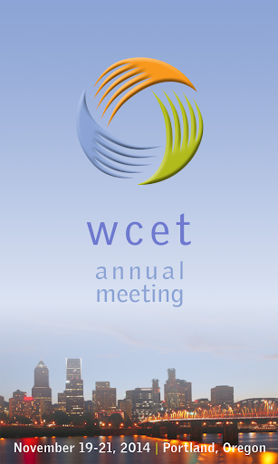 WCET's 26th Annual Meeting