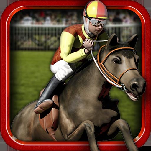 騎馬跳躍比賽免費 模擬 App LOGO-APP試玩