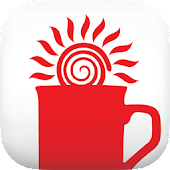 Wake-App by NESCAFÉ Red Mug