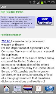 CCW – Concealed Carry 50 State- screenshot thumbnail