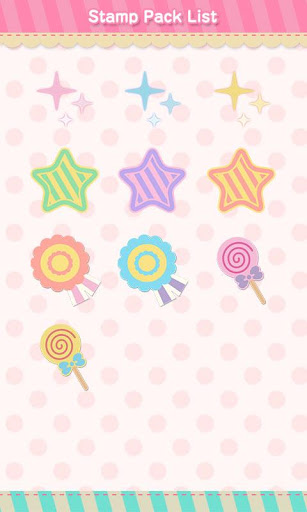 Stamp Pack: Pastel Color 3.0 Windows u7528 3