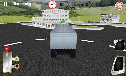 トラックの駐車HD|玩賽車遊戲App免費|玩APPs