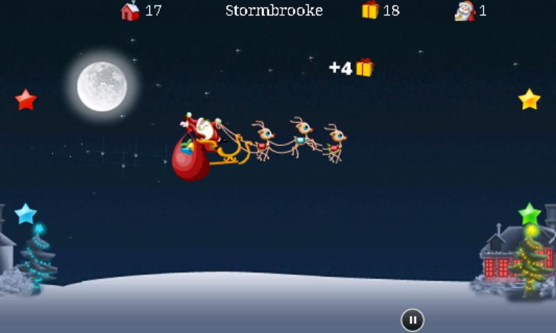 iSanta 2011 - screenshot