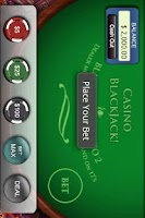 Screenshot of Casino BlackJack!