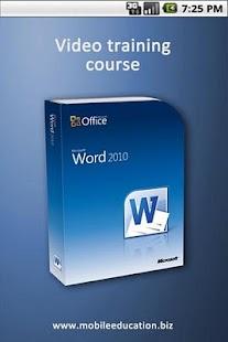 Microsoft Word 2010: Tutorial