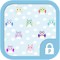 Colorful Owl protector theme icon
