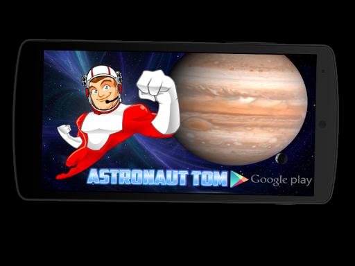 Astronaut Tom