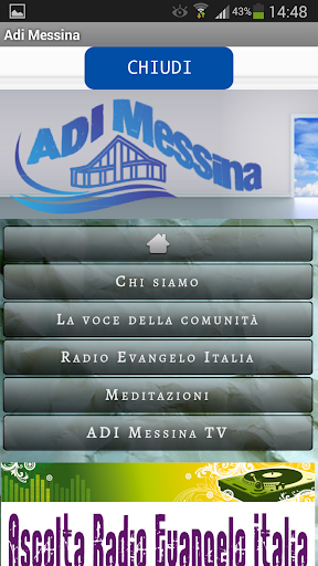 Radio Evangelo Italia  screenshots 2
