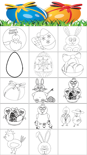 Easter Coloring - ADMOB FREE