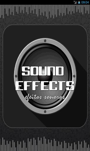 Efeitos Sonoros