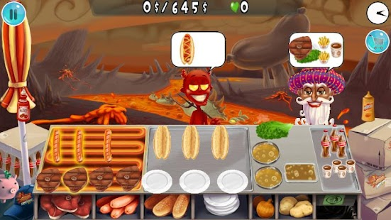 Super Chief Cook - screenshot thumbnail