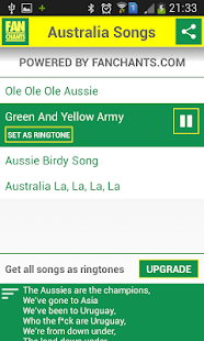 Australia Football Ringtones - screenshot thumbnail