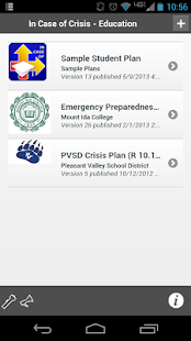 In Case of Crisis - Education - screenshot thumbnail