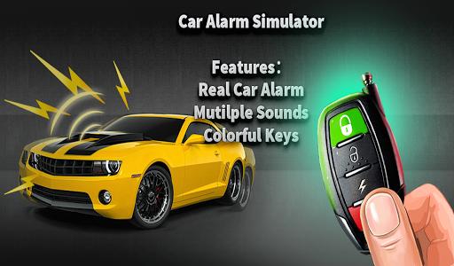 Car Alarm Simulator Unlock