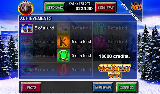 Wolf Gold - Slot Game - screenshot thumbnail
