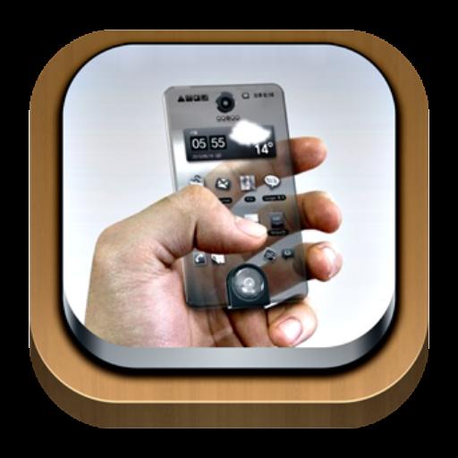 透明屏幕啟動 攝影 LOGO-玩APPs