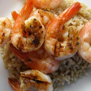 Garlic Butter Shrimp With Vegetables Recipes.