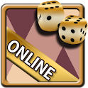 Backgammon Online Tournament ! logo