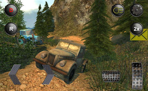 Russian Suvs Off Road Android Apps On Google Play