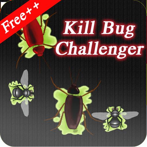 格斗游戏杀死昆虫 LOGO-APP點子