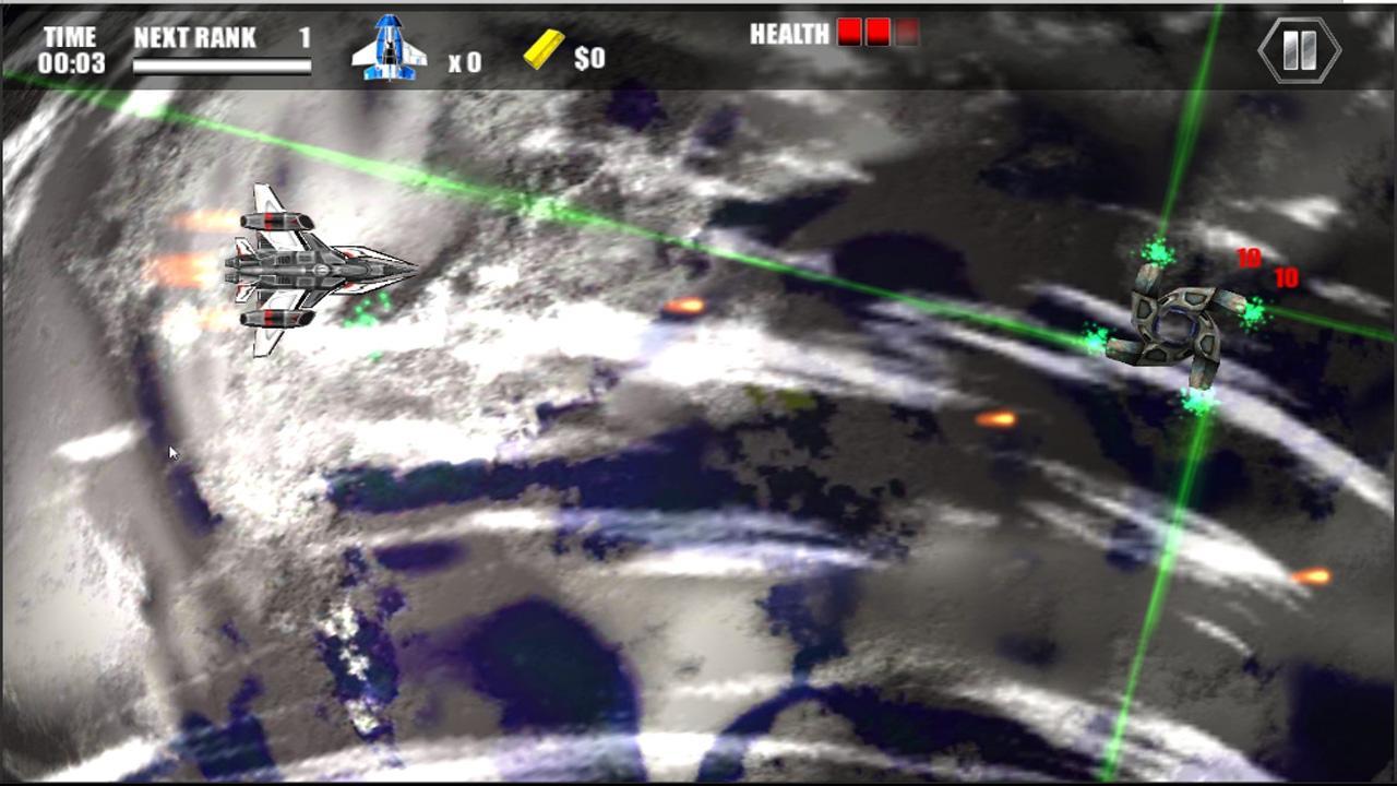 Celestial Assault- screenshot