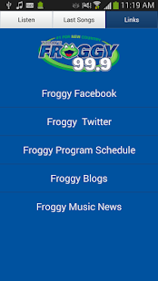 Today's Froggy 99.9 - KVOX-FM- screenshot thumbnail