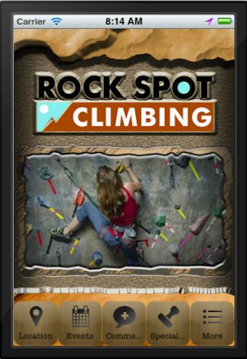 Rock Spot Climbing
