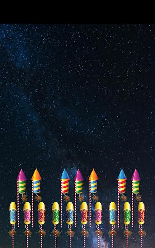 Fireworks Piano Screenshot
