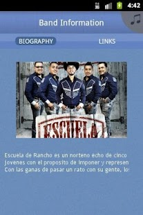 Escuela de Rancho - screenshot thumbnail
