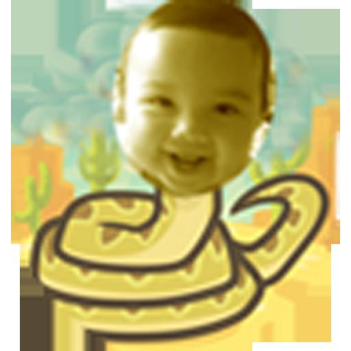 Baby Snake Game LOGO-APP點子