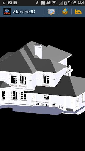 Afanche 3D CAD Viewer