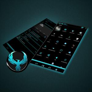 ReBorn Cyan - CM11 Theme v1.4