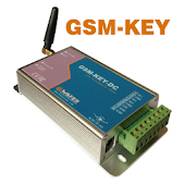 GSM KEY for automatic door