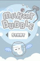 Screenshot of Milkcat Bubbles