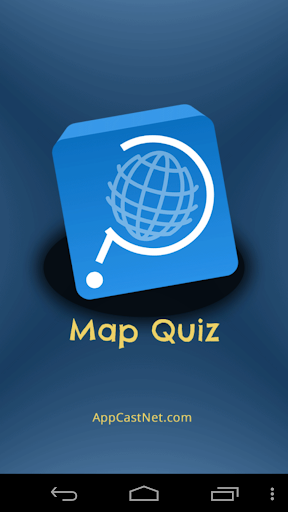 World Country Map Shapes Quiz