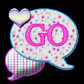 GO SMS THEME/PolkaDotFur4U