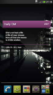 Daily DM- screenshot thumbnail