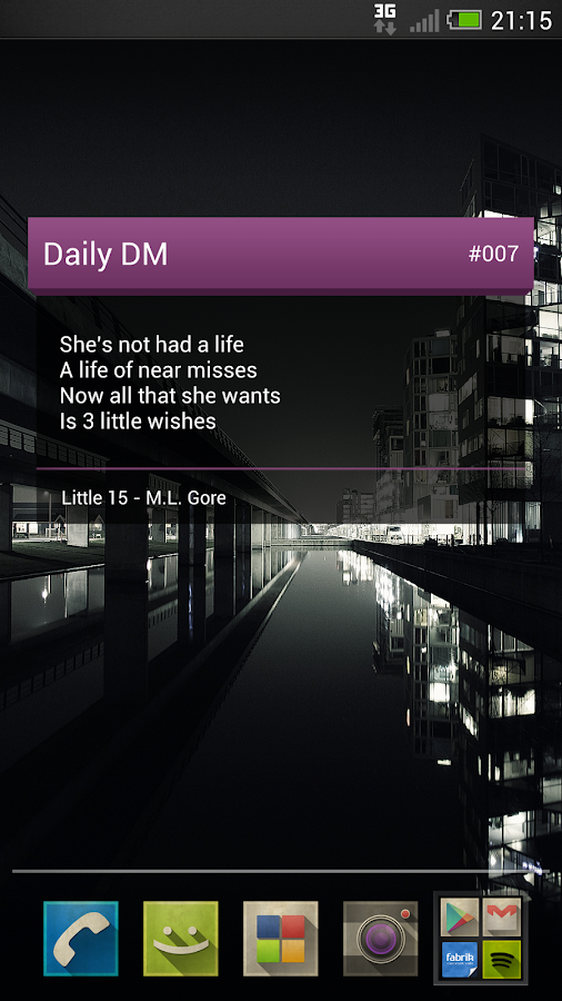 Daily DM- screenshot