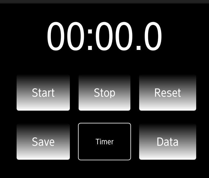 Easy! Stopwatch & Timer- screenshot